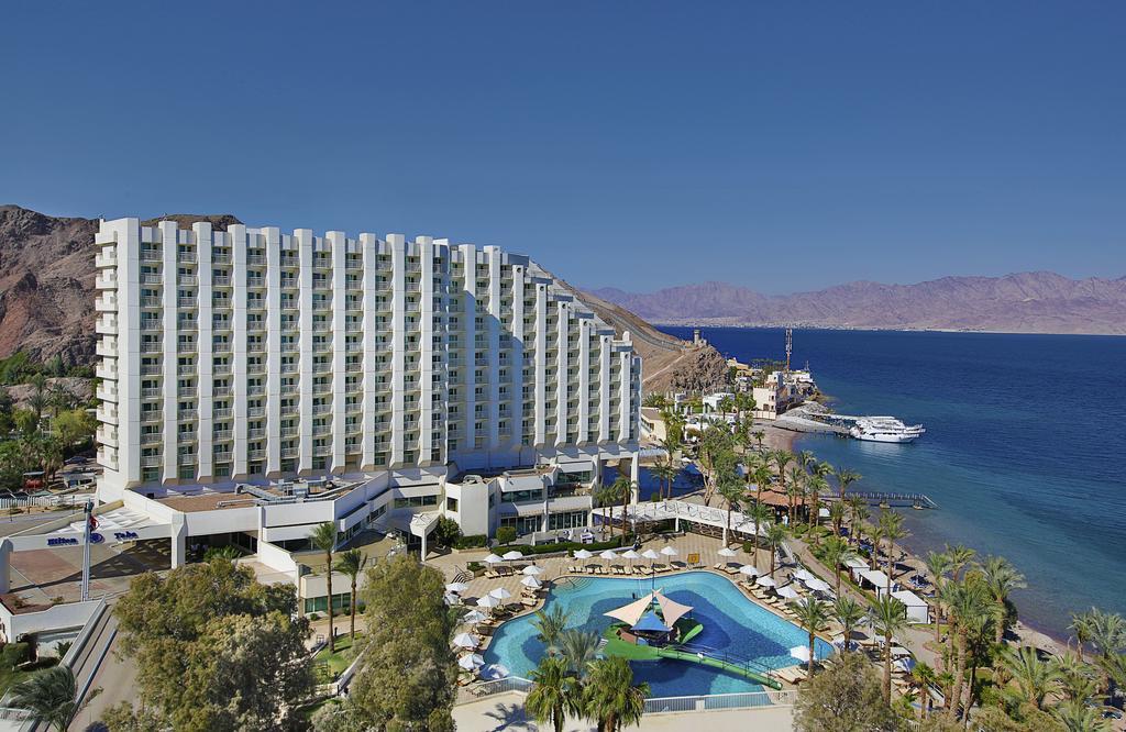 فيو غرف فندق طابا هوتيل & نيلسون فيلدج