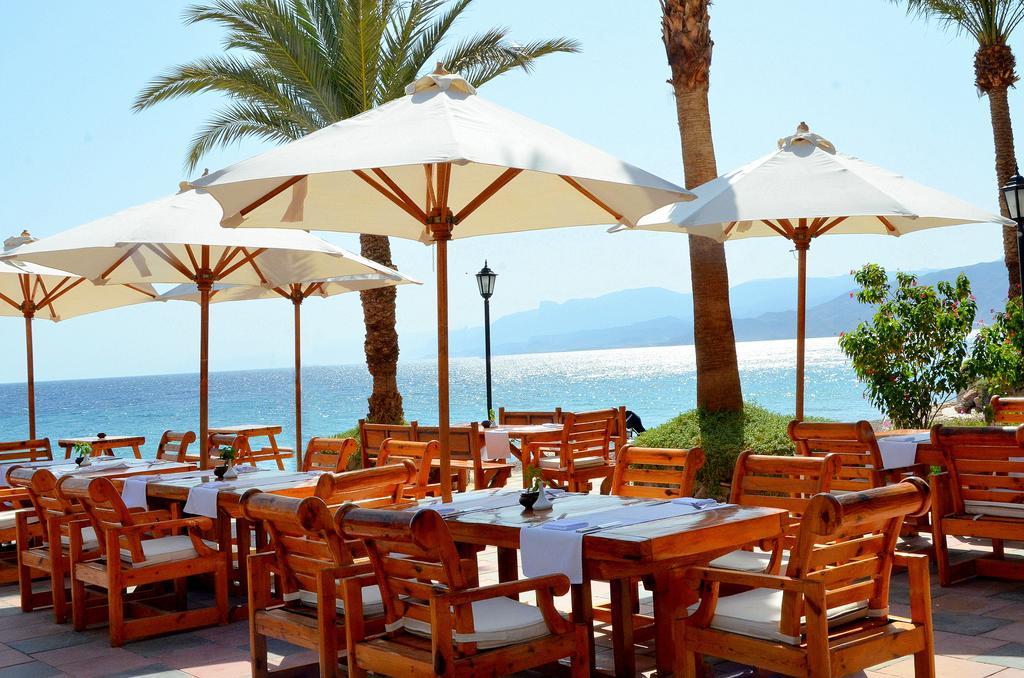 شاطئ فندق طابا هوتيل & نيلسون فيلدج