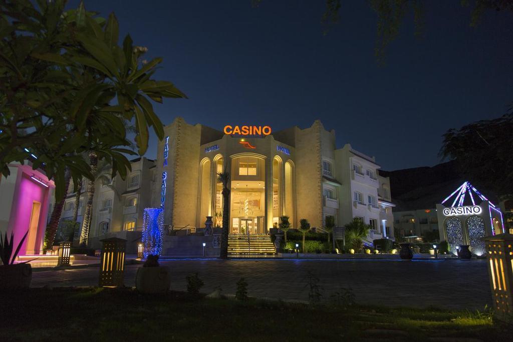 فندق وكازينو ساندس طابا