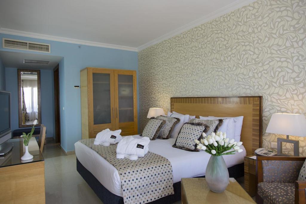 غرف فندق وكازينو ساندس طابا