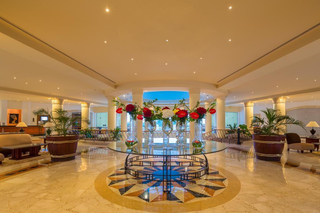 استقبال فندق باى فيو ريزورت طابا