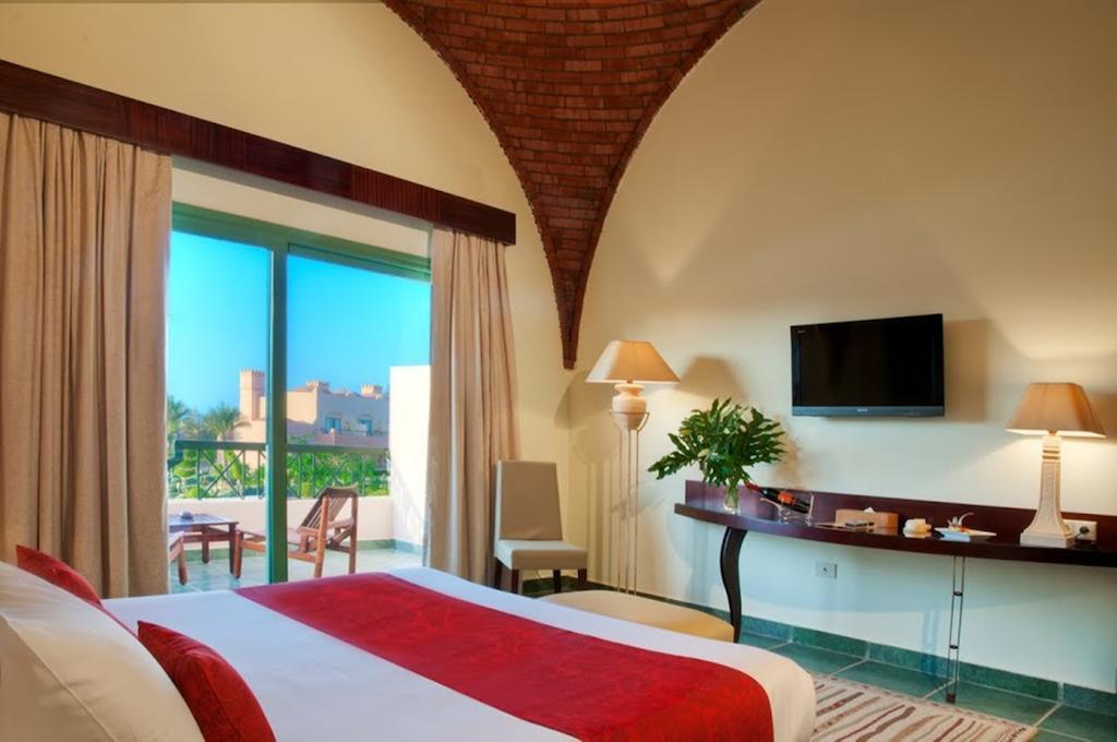 غرف فندق اكاسيا بيتش مرسى علم