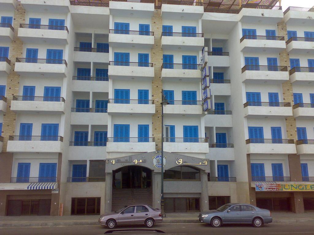 فندق نيو ليدو مرسى مطروح