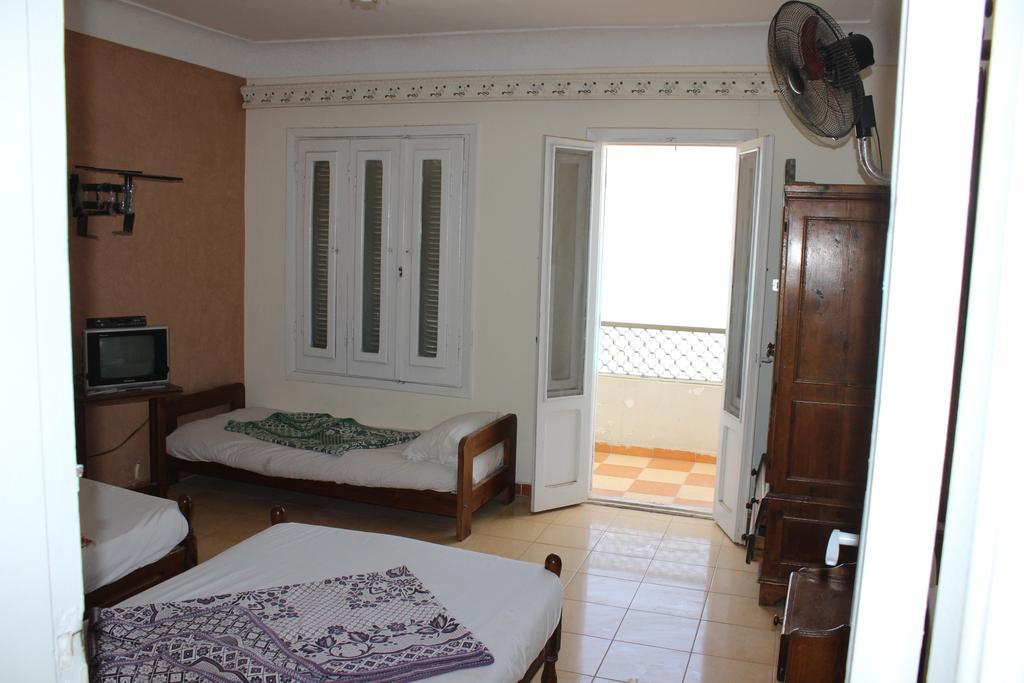 غرف فندق نيو ليدو مرسى مطروح