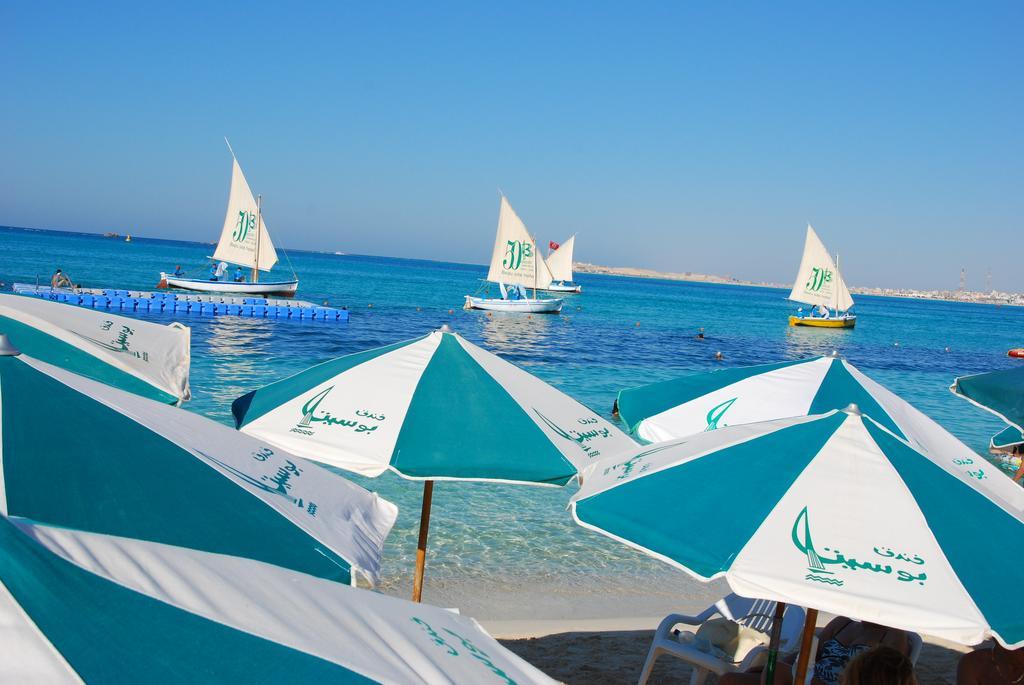 شاطئ فندق بوسيت مرسى مطروح