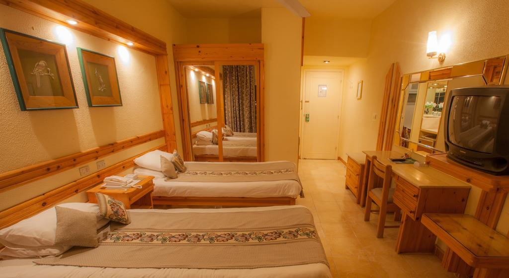 غرف فندق بوسيت مرسى مطروح