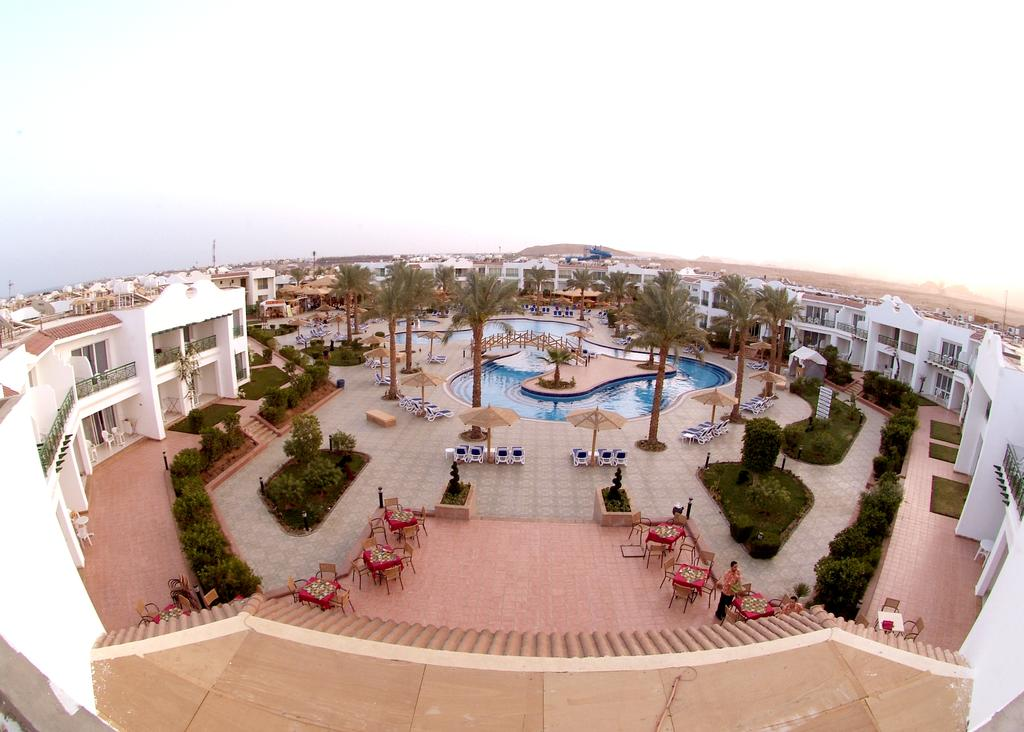 فندق بانوراما نعمه هايتس 4 نجوم شرم الشيخ