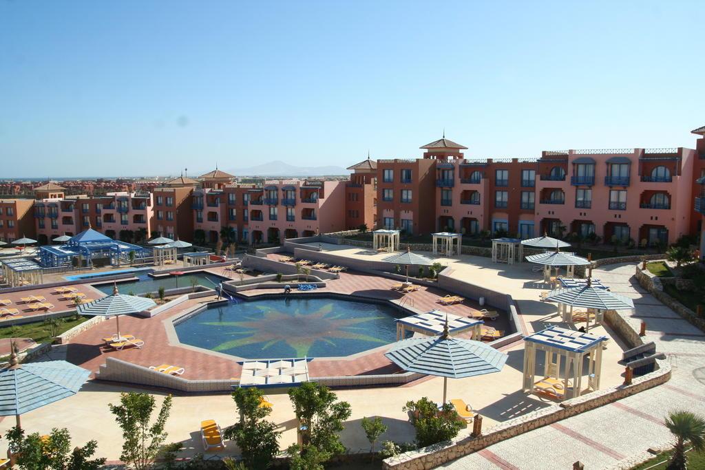 فندق الفراعنه هايتس شرم الشيخ 4 نجوم