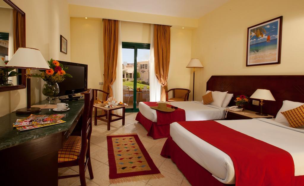 فندق ايلاند جاردن ريزورت شرم الشيخ 4 نجوم