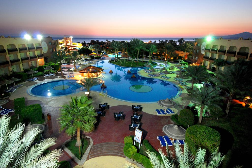 فندق نوبيان فيليدج اكوا شرم الشيخ 5 نجوم