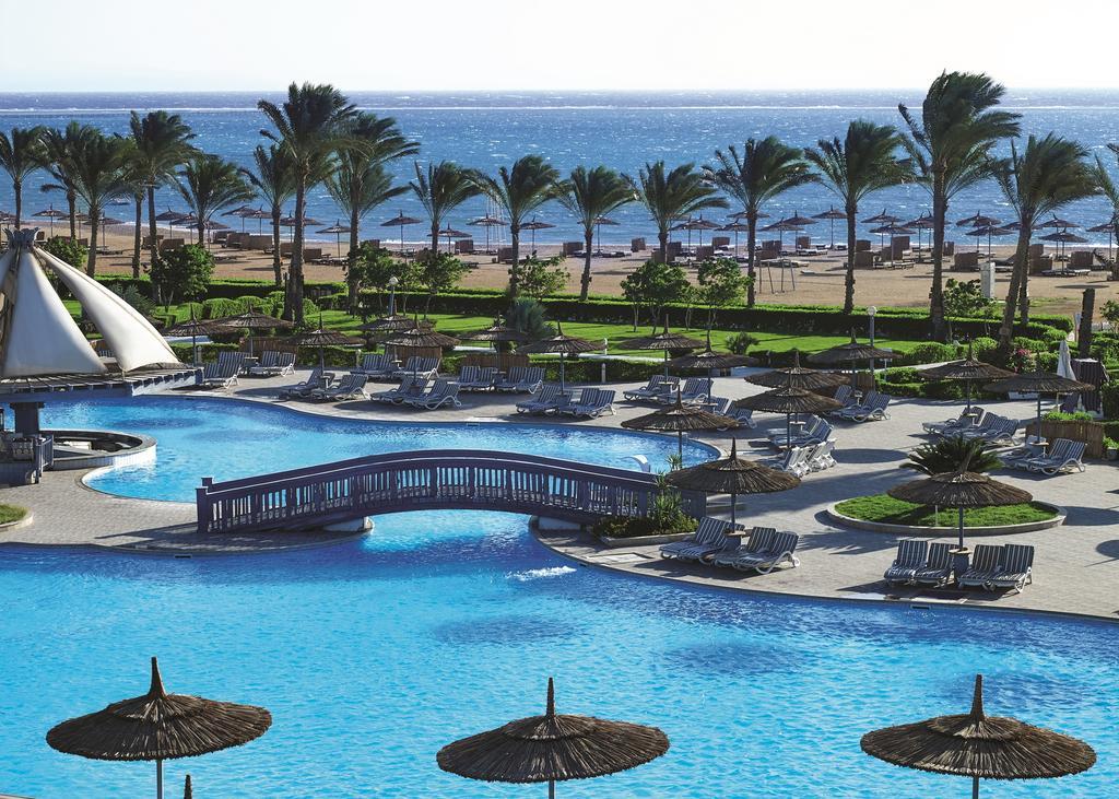فندق كورال سي ووتر وورلد شرم الشيخ 5 نجوم