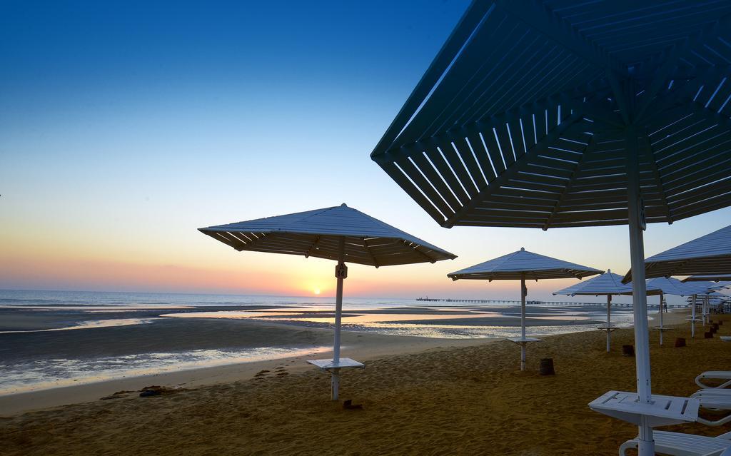 شاطئ فندق ستيلا دي مارى جراند العين السخنة
