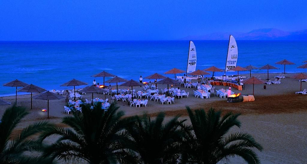 شاطئ فندق ستيلا دى مارى جولف & كلوب كانترى العين السخنة