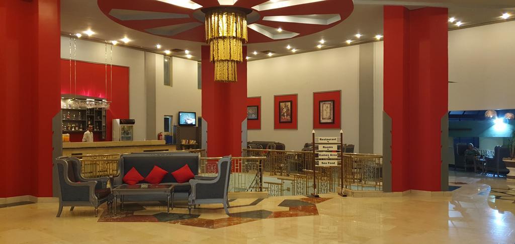 فندق هوليداي شرم ريزورت 4 نجوم شرم الشيخ