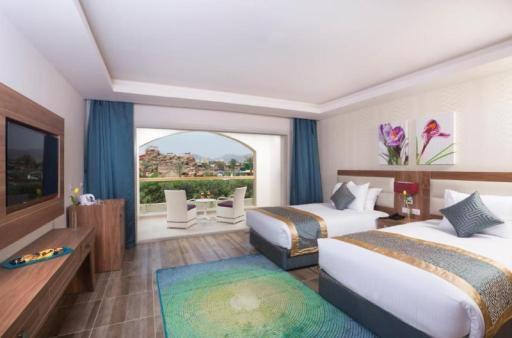 فندق الباتروس أكوا بارك شرم الشيخ 5 نجوم
