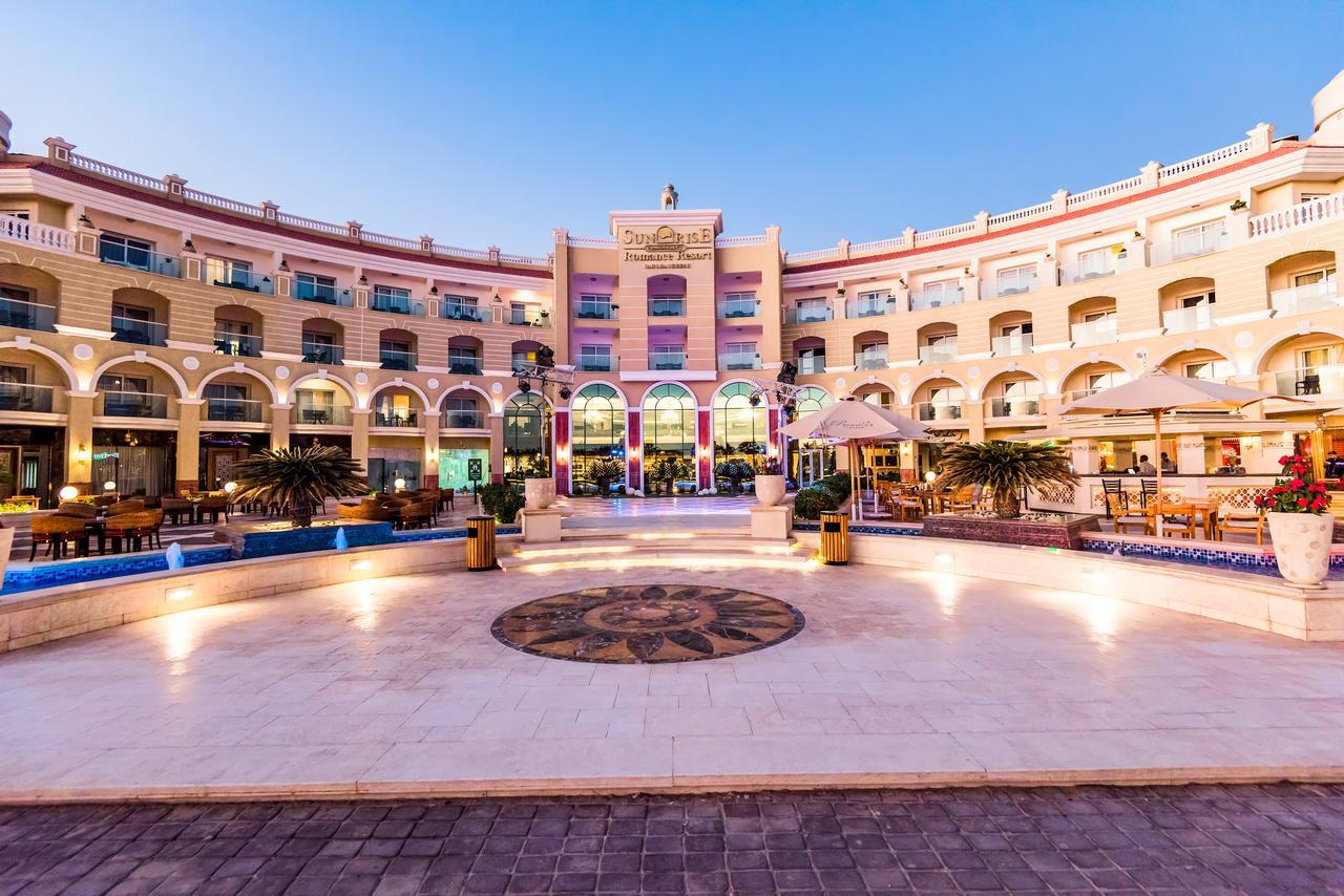 رحلات شهر العسل فندق صن رايز رومانس 5 نجوم