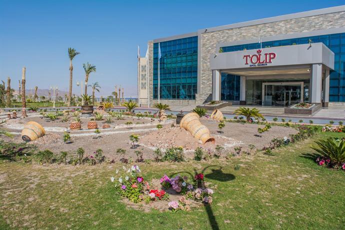 رحلات شهر العسل فندق توليب طابا ريزورت اند سبا 5 نجوم