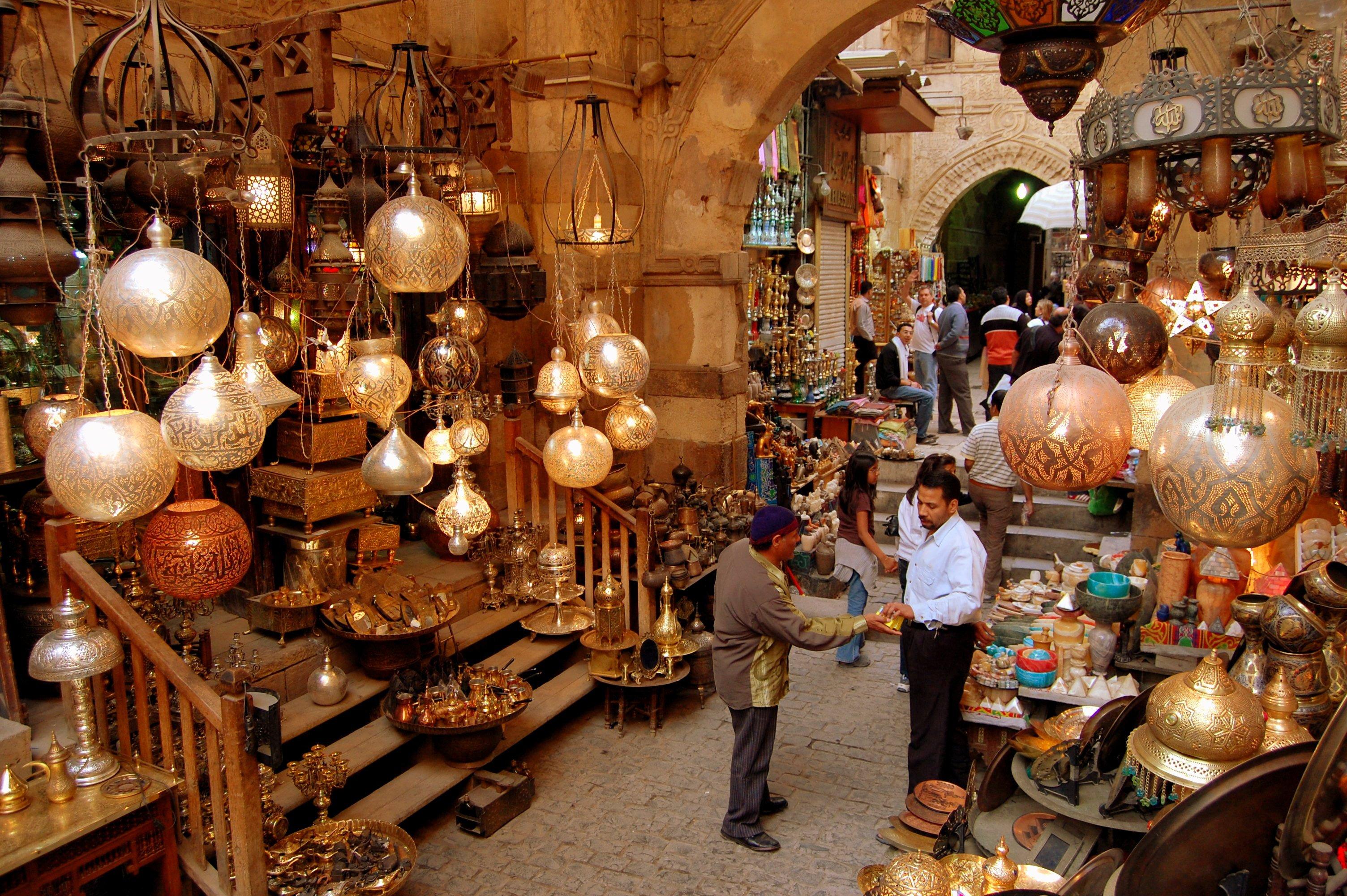 رحلات الي مصر برنامج القاهرة والغردقة