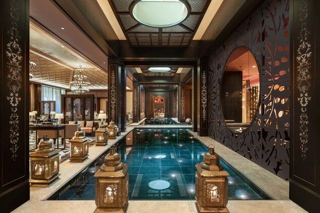 فندق سان ريجيس القاهره / The St. regis Cairo