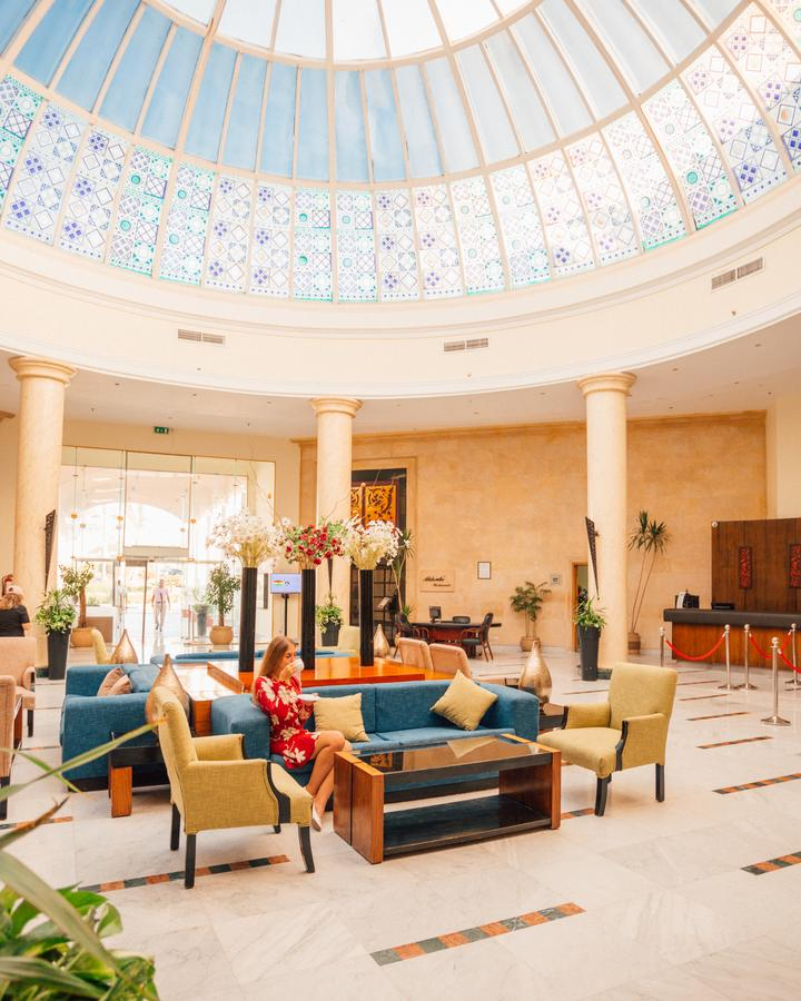 فندق لونج بيتش 5 نجوم الغردقه